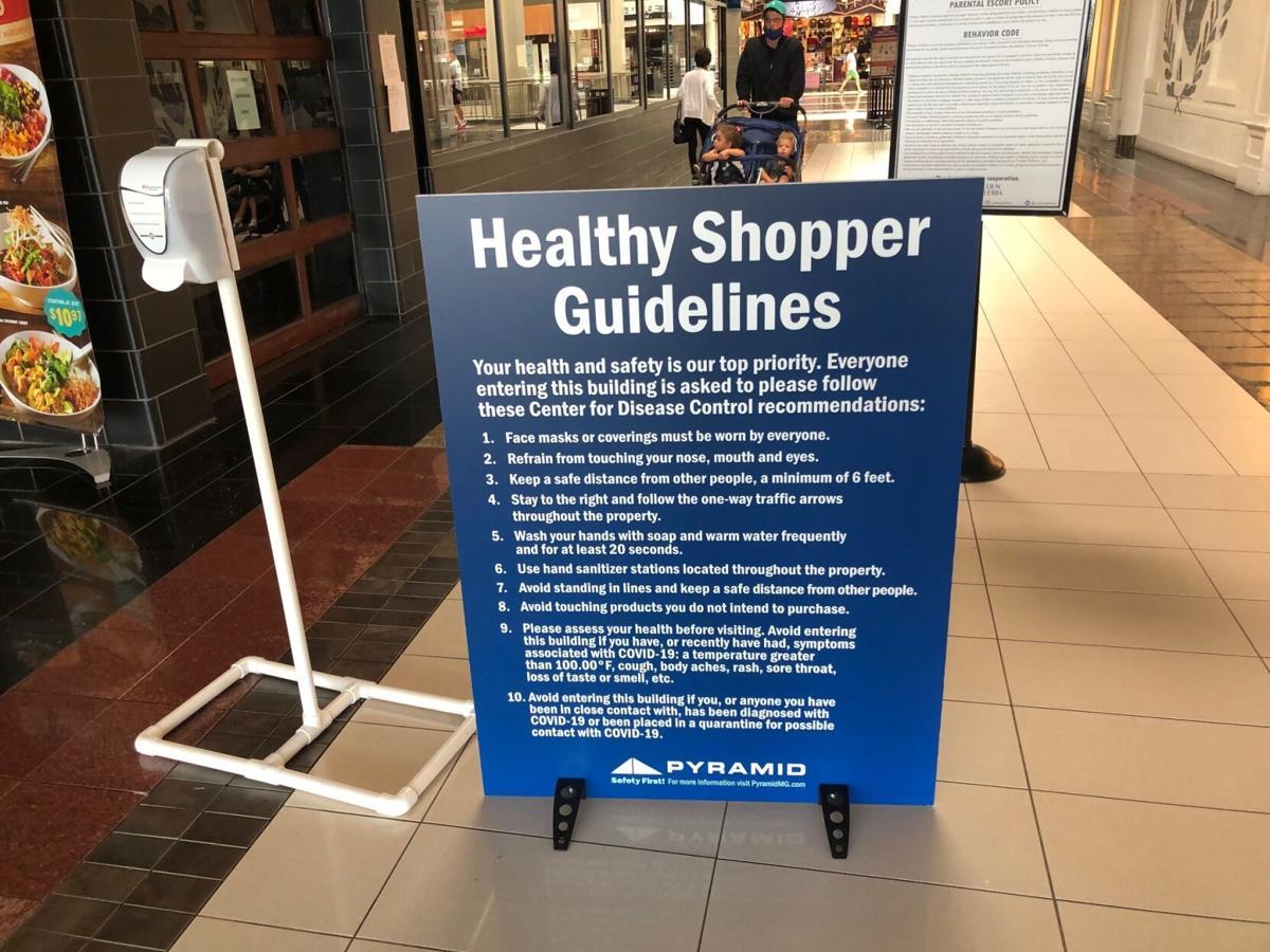 Walden Galleria guidelines (copy)