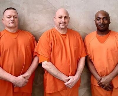 3 inmates in Georgia are praised for saving a deputy's life