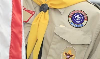 Boy Scouts-Scull