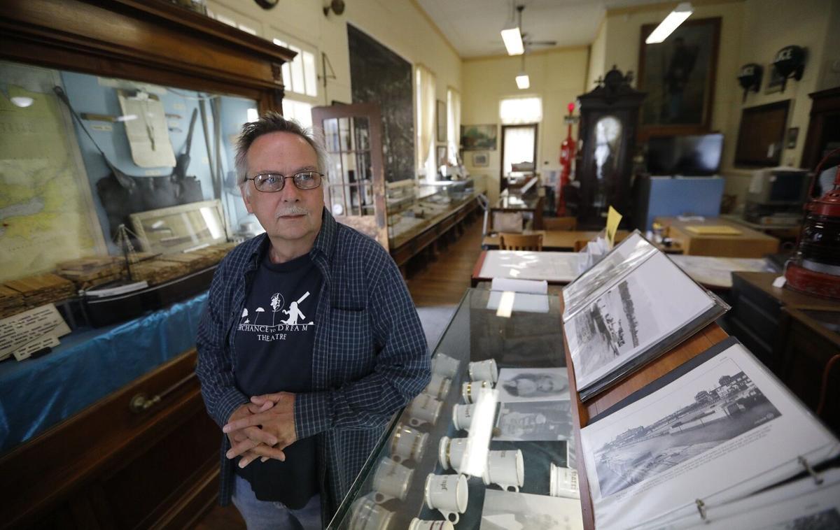 Historical Society of the Tonawandas Ned Schimminger
