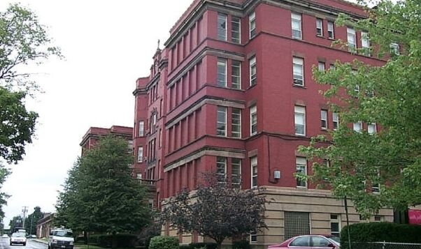 Former Mount St. Mary's Hospital