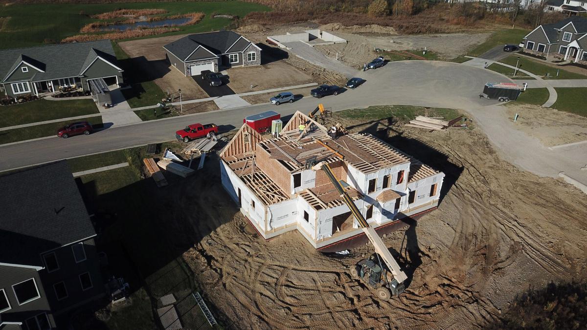 Homebuilding construction