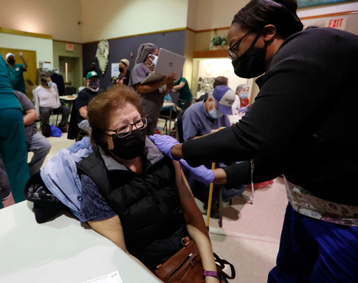 vaccinations at NACC