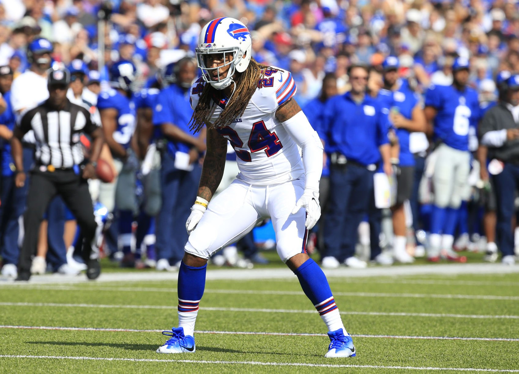 Stephon Gilmore reportedly leaving Bills for rival Patriots ...