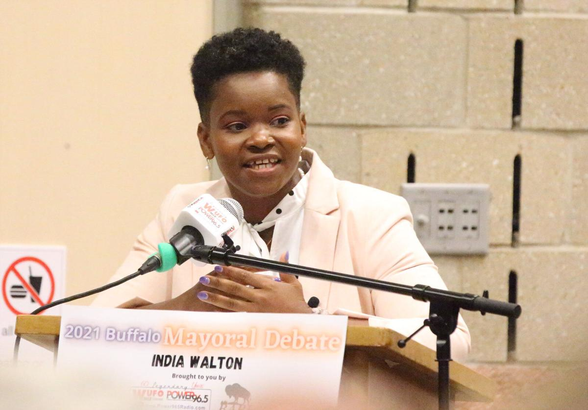 Buffalo mayoral debate (copy)