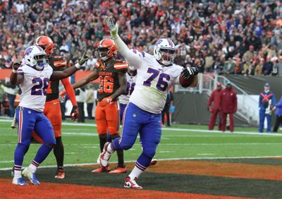 Buffalo's highest-paid athletes Jon Feliciano