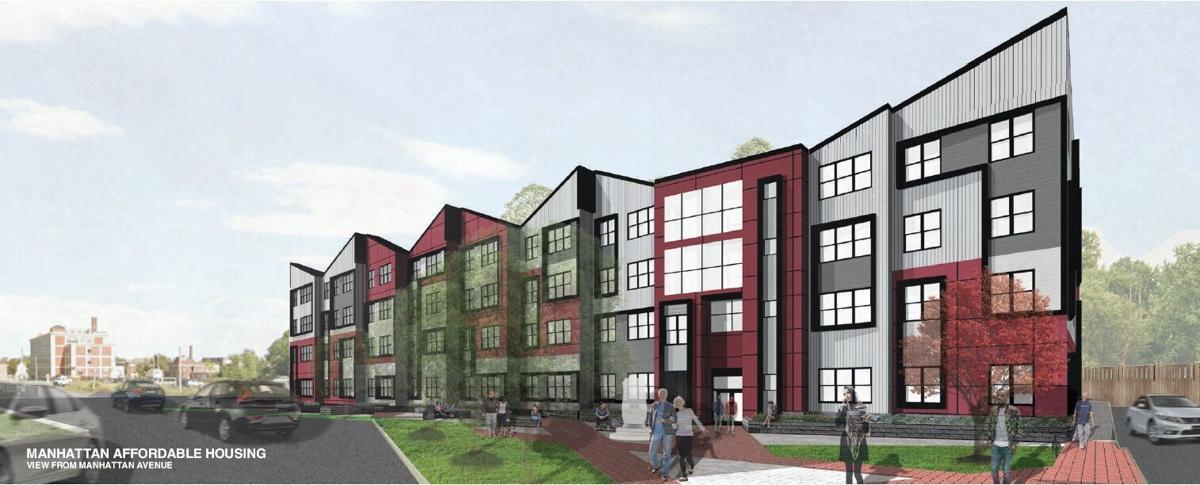 Manhattan affordable housing - 389 Manhattan