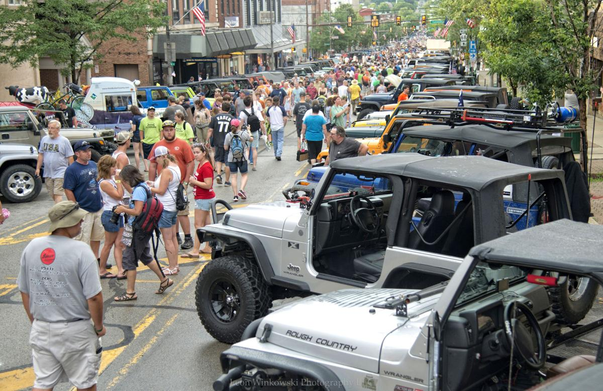 Celebrate The Jeep At The Bantam Jeep Festival In Butler County Pa Entertainment Buffalonews Com
