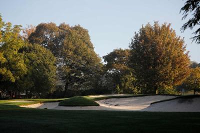 Niagara Falls Country Club Hole No. 17