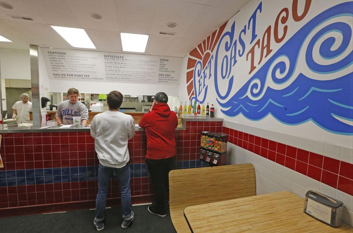 Left Coast Taco in East Aurora: Cheap Eats (copy)