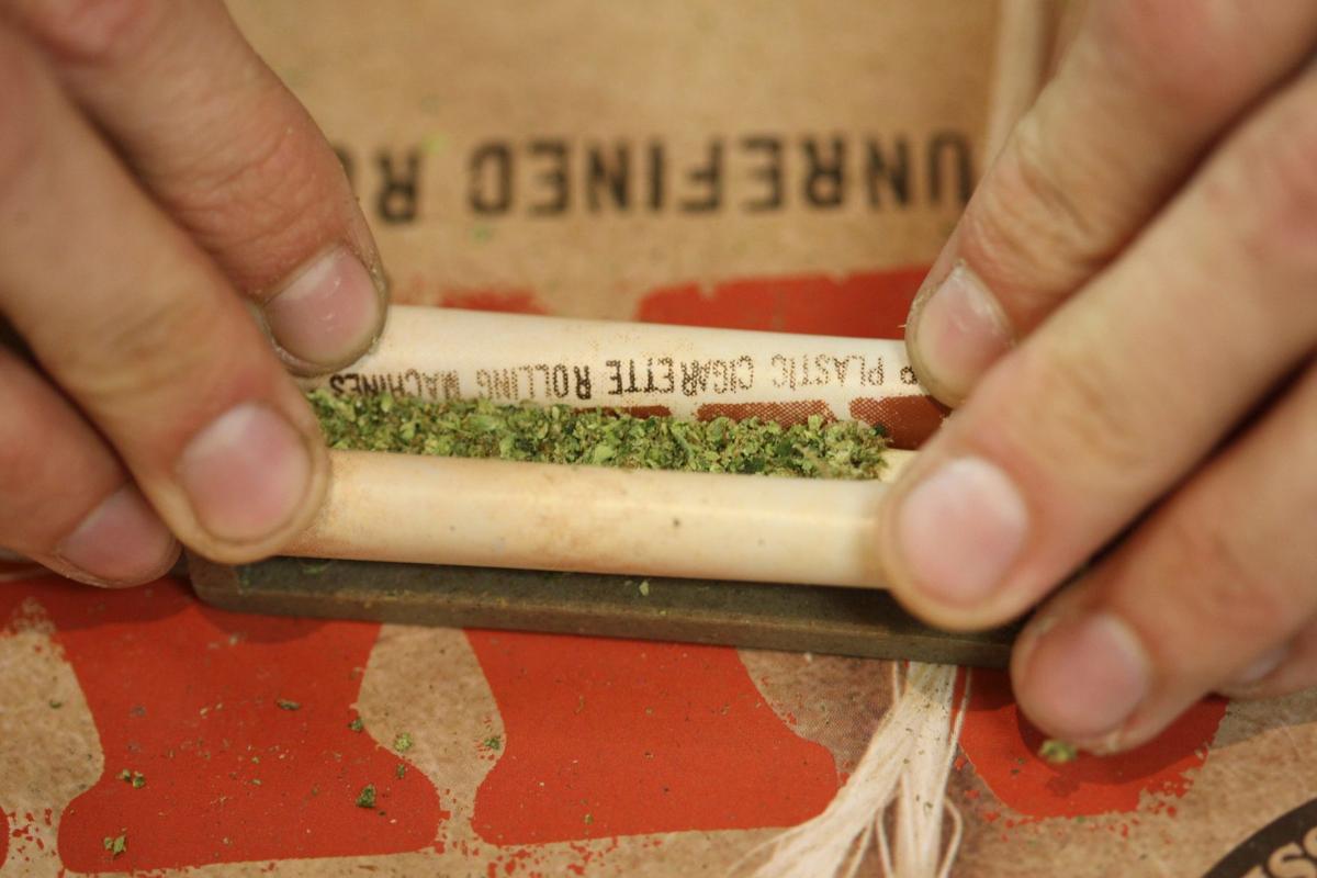 marijuana getty