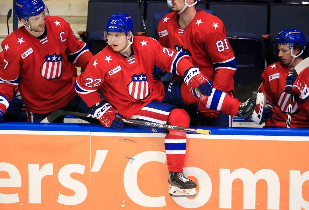 Rochester Americans hockey