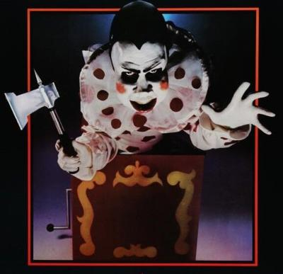 Funhouse 1981 movie poster crop