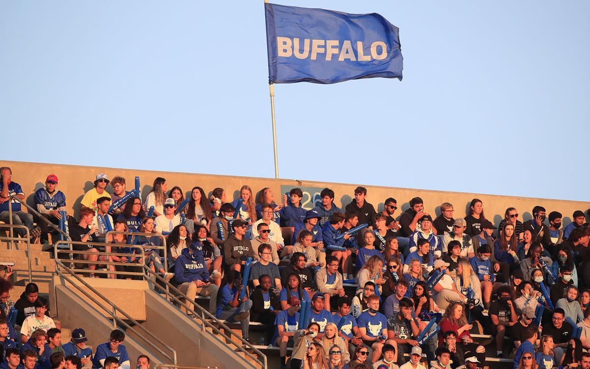 UB Stadium Fans Face Mask Rule