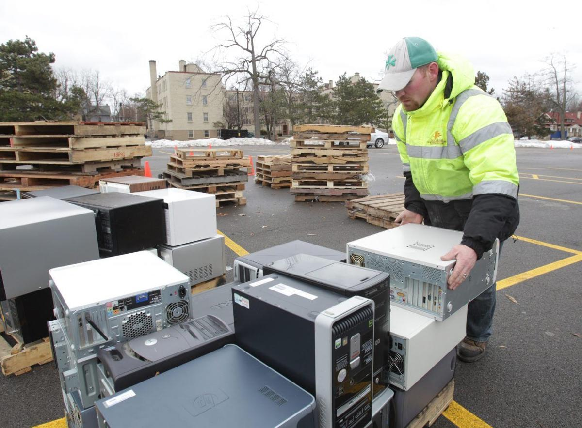 Electronics Recycling Event Sells Out