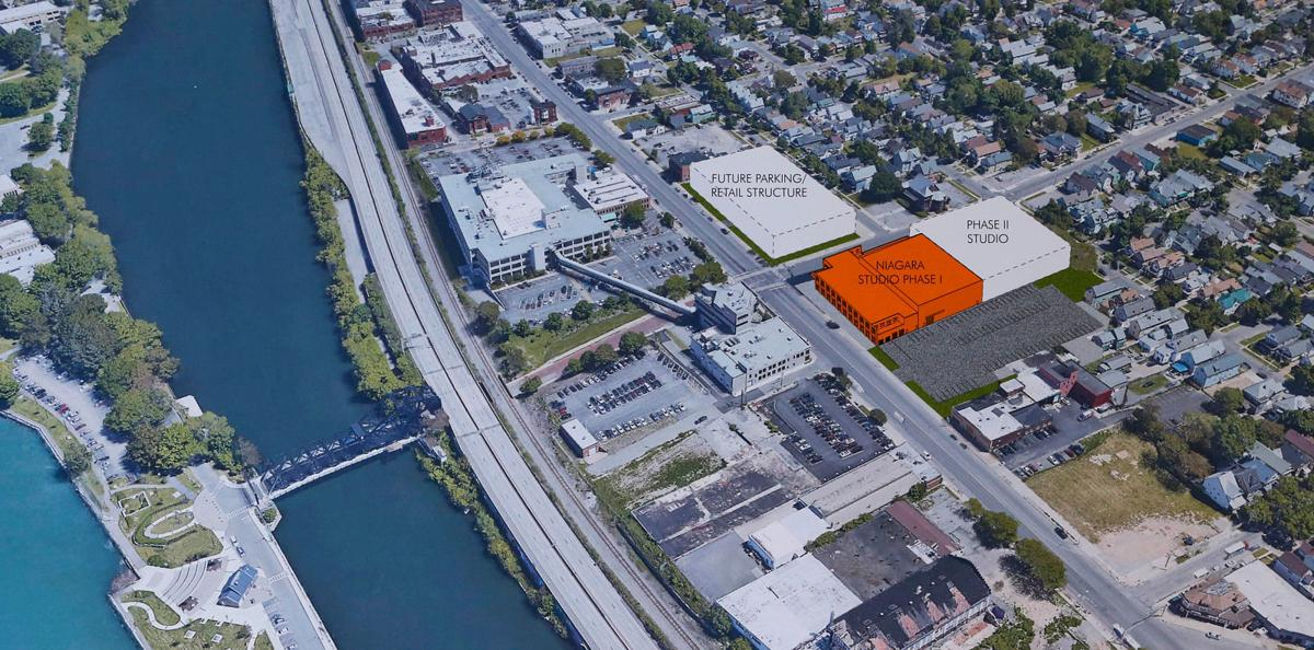 Film and TV complex coming to Buffalo