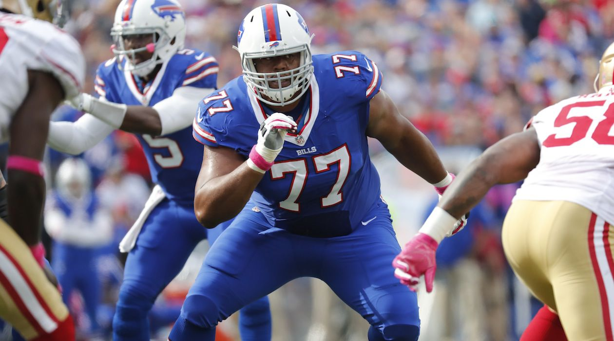 How the Cordy Glenn trade to the Bengals happened | Buffalo Bills ...