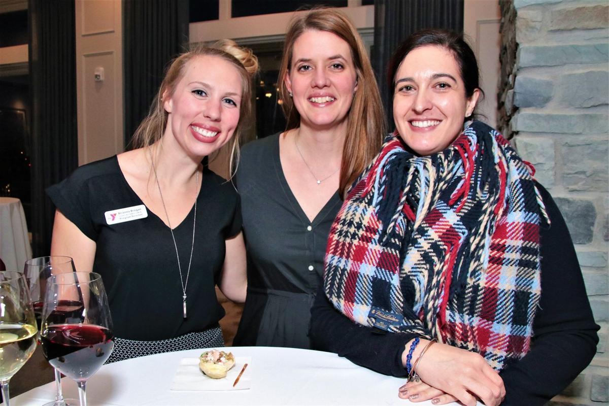 Smiles at YMCA 2020 Kickoff at Reikart House