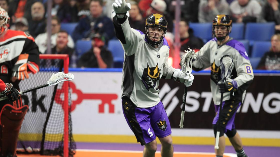 Former Bishop Timon All-American Connor Fields retuning home with Buffalo Bandits