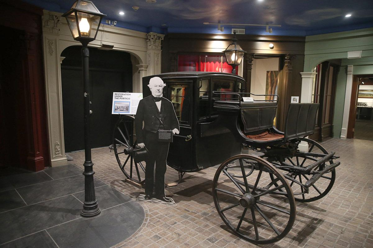 Millard Fillmore Carriage  Buffalo History Museum