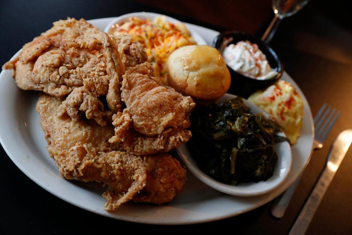 Southern fried chicken PhatCatz BRW