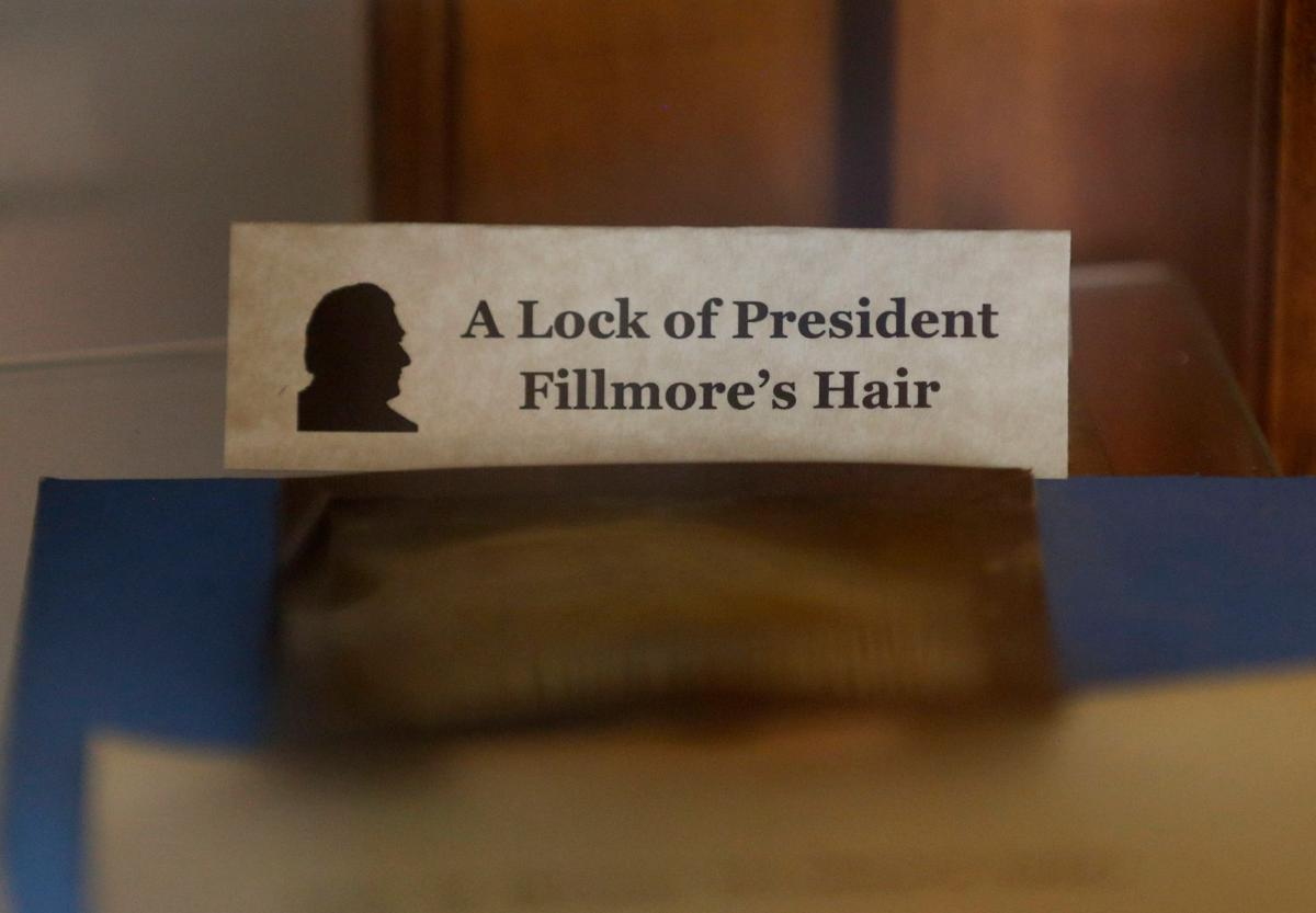 Millard Fillmore House in East Aurora