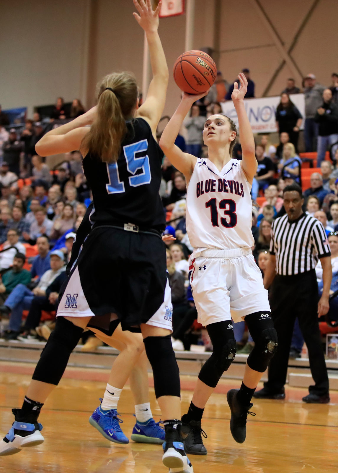East Aurora-Midlakes-Far West Rigional-Class B-Championship-Buffalo State-Scull-Girls Basketball
