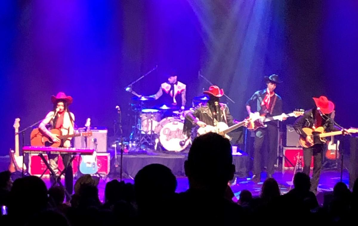 Orville Peck at the Town Ballroom