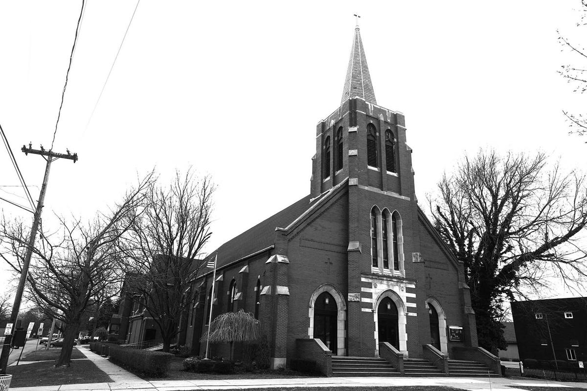 LOCAL Churches where Rev. Orsolits served   HICKEY