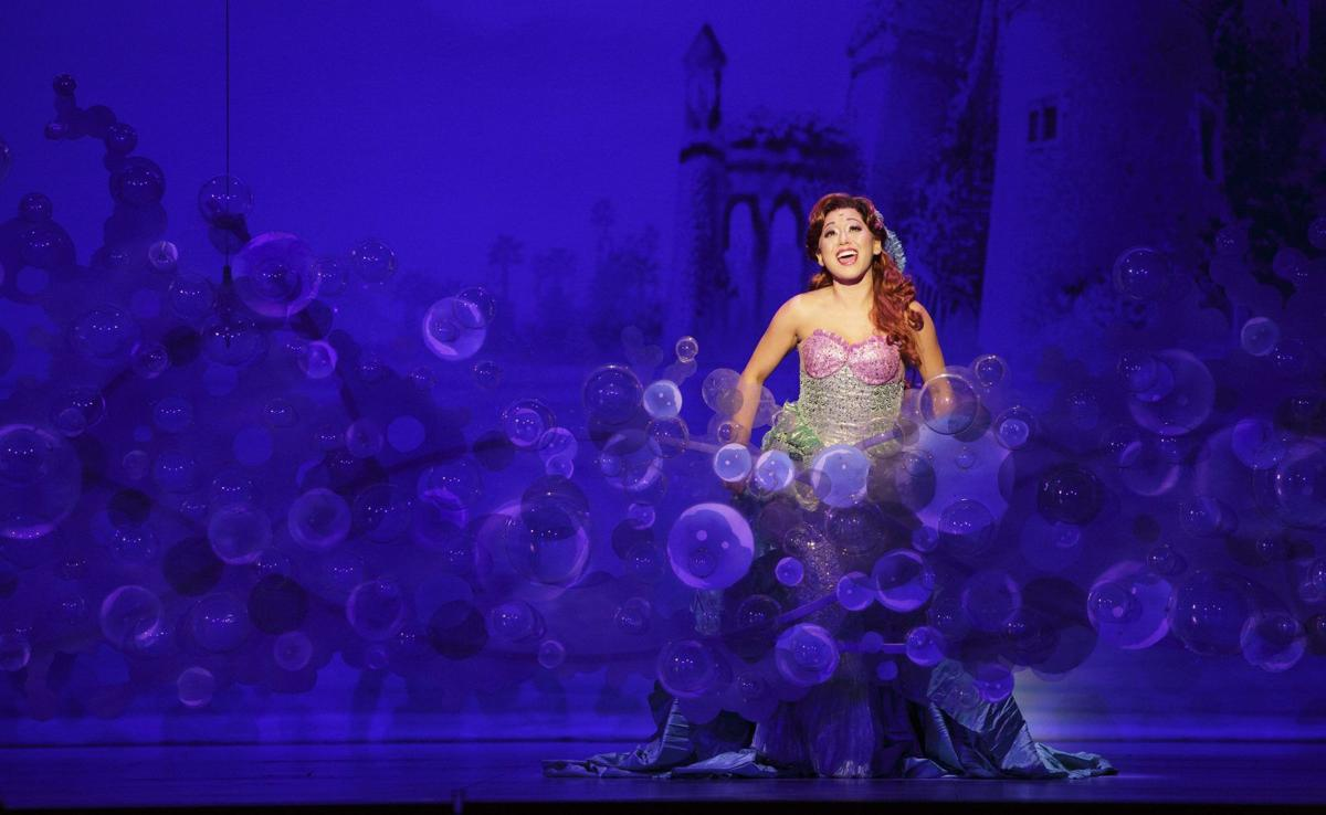Diana Huey Little Mermaid Shea's Performing Arts Center
