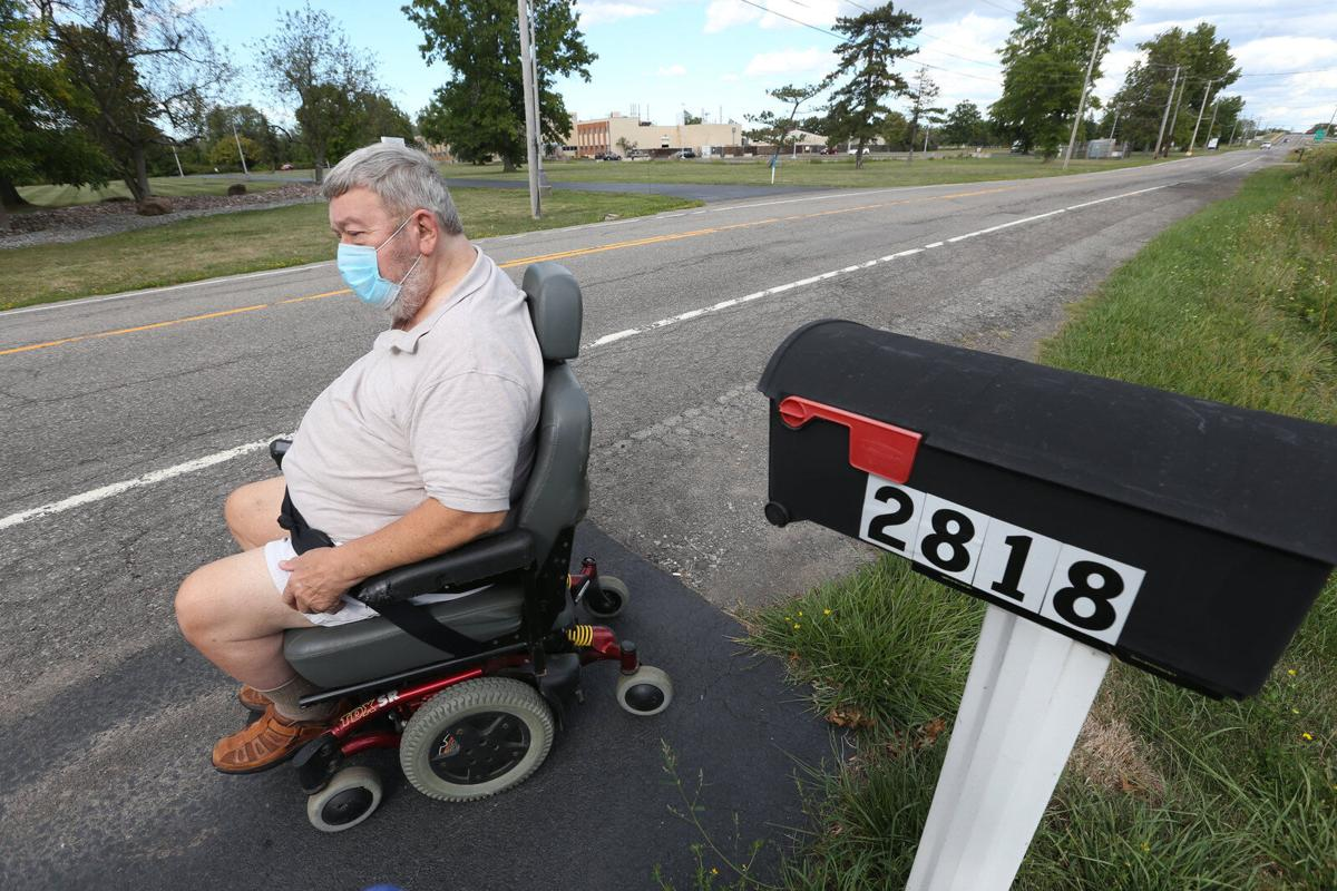 David Stalica's diabetes meds were late in arriving last month due to the mail issues