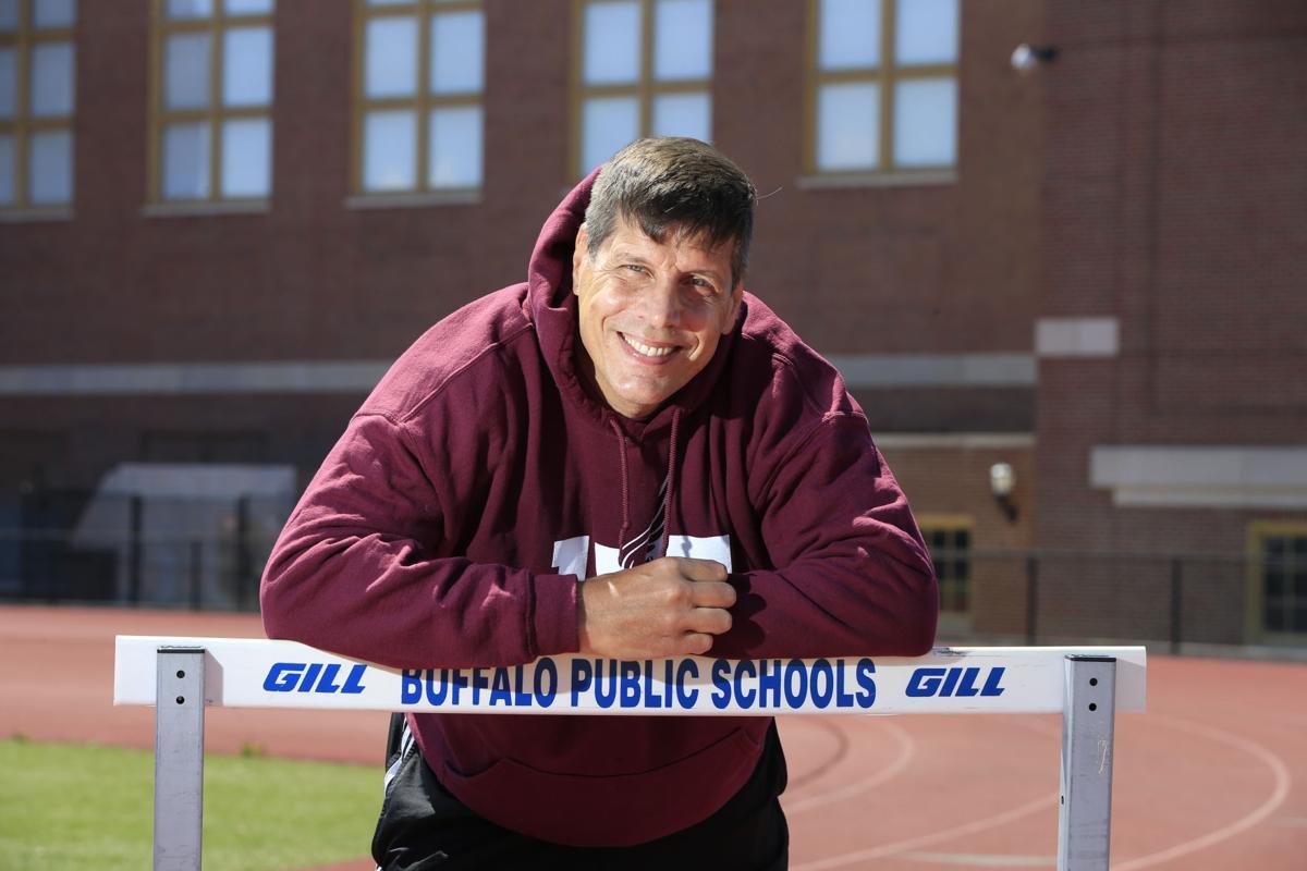 Dave Sardo Hutch Tech Track Coach
