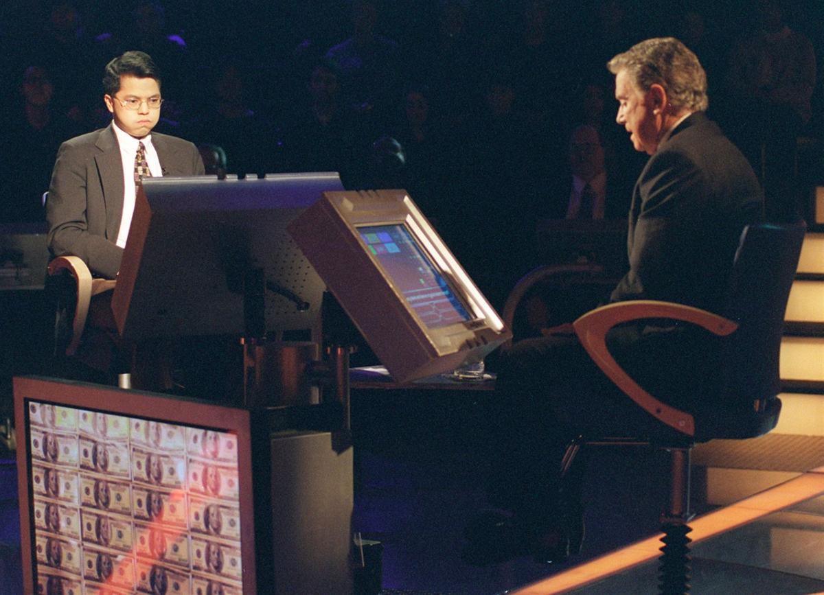 Regis Philbin - Who Wants to be a Millionaire