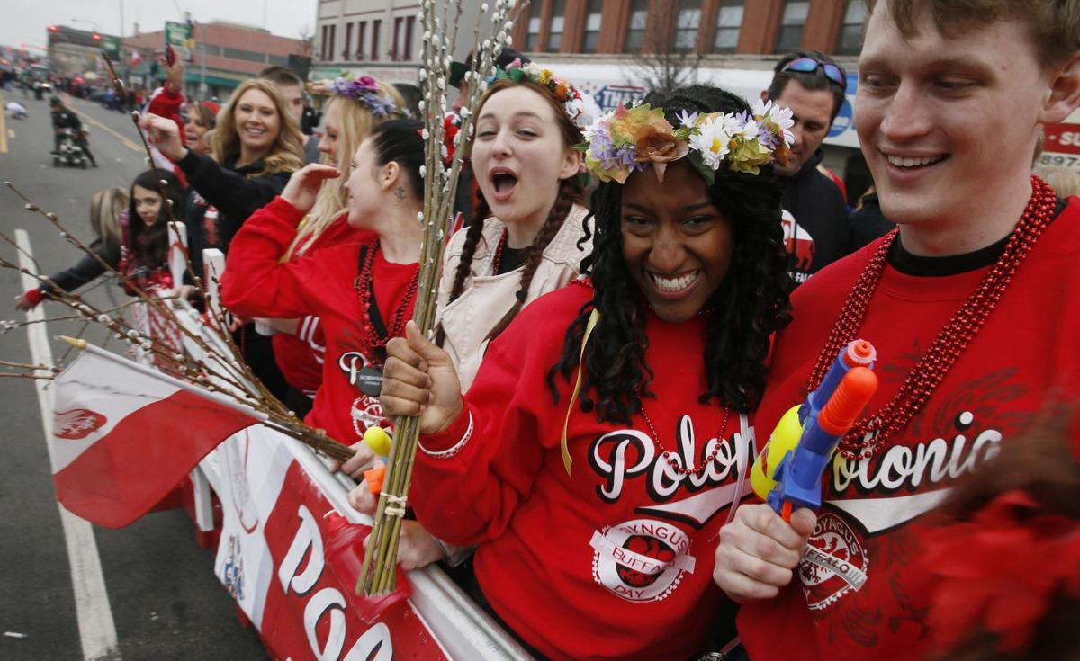 Dyngus Day Parade