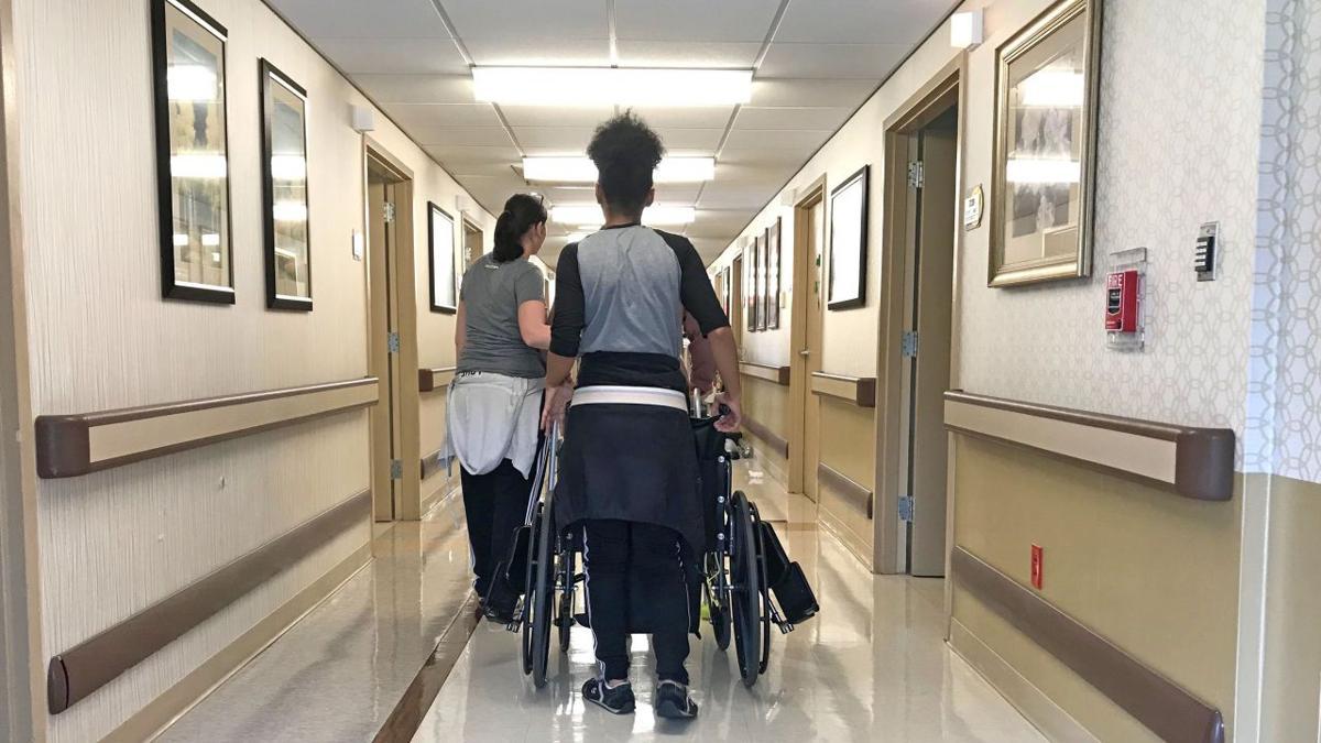 1010331627 nursing home KIRKHAM