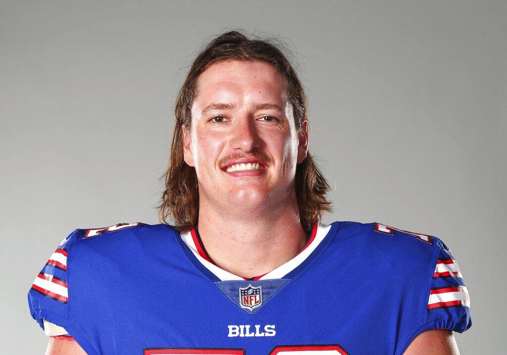 Buffalo Bills 2020 Football Headshots