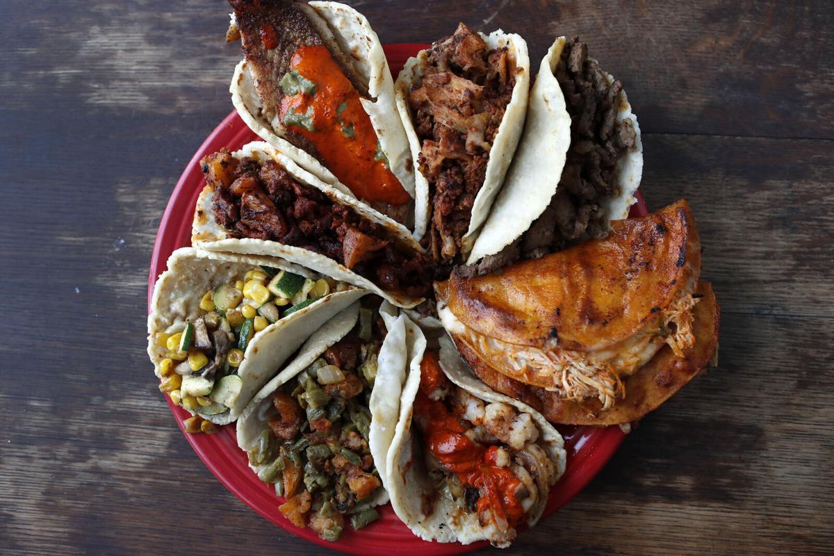 Taqueria Los Mayas' tacos make the world go round (copy)