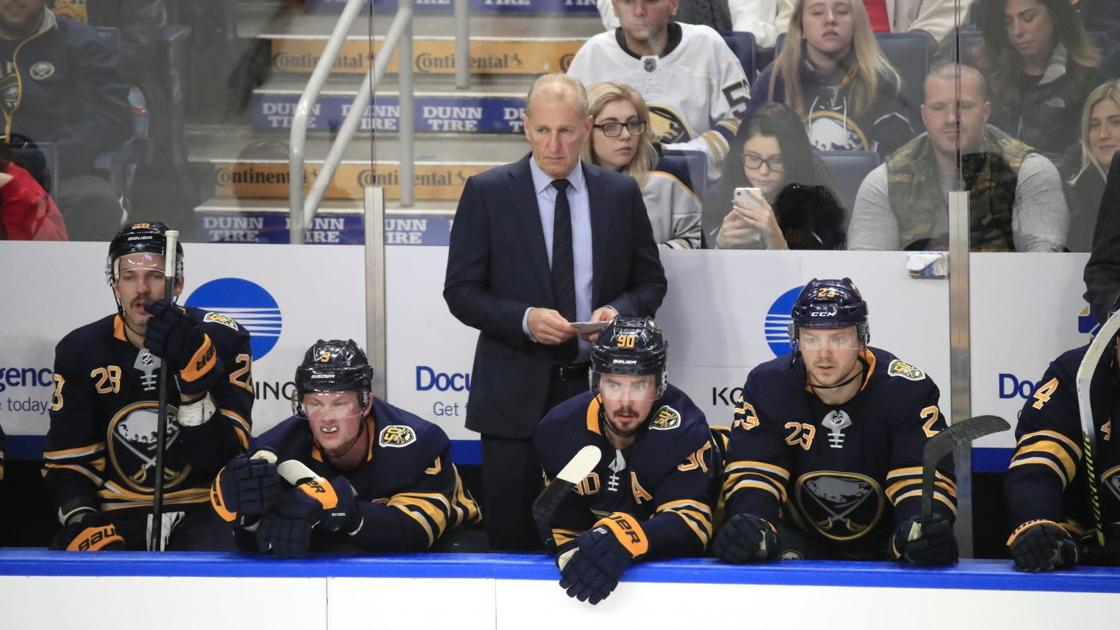 Which Sabres would be impacted if Ralph Krueger has influence over roster