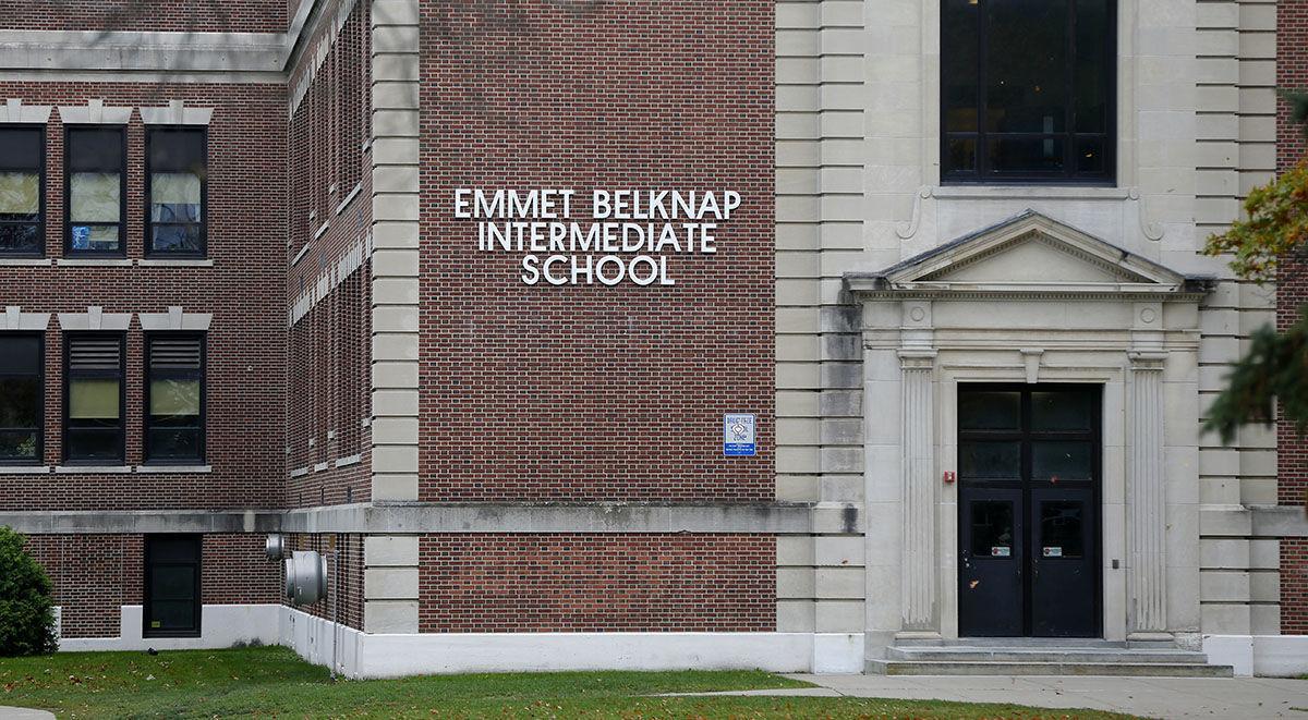 emmett belknap school lockport