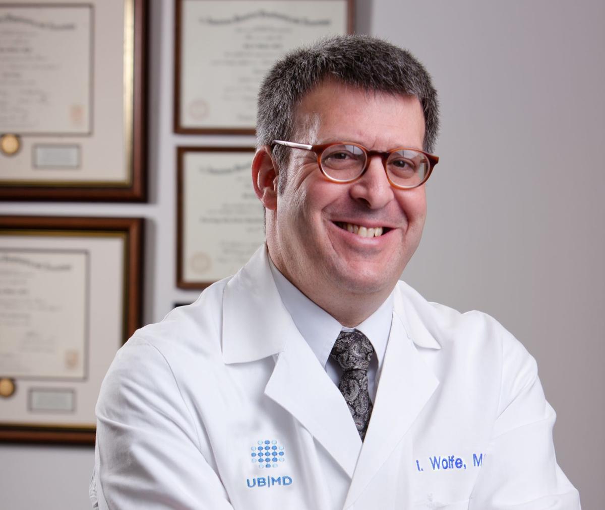 Dr. Gil Wolfe horizontal