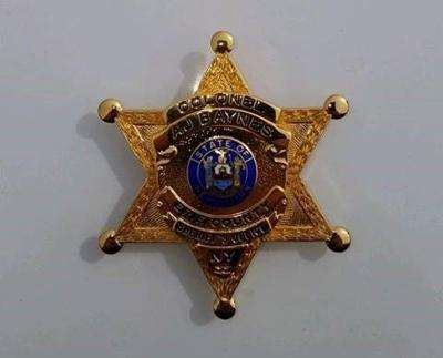 Erie County Sheriff's Office badge