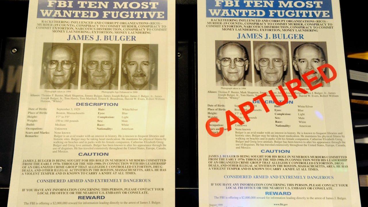 Organized Crime Boston