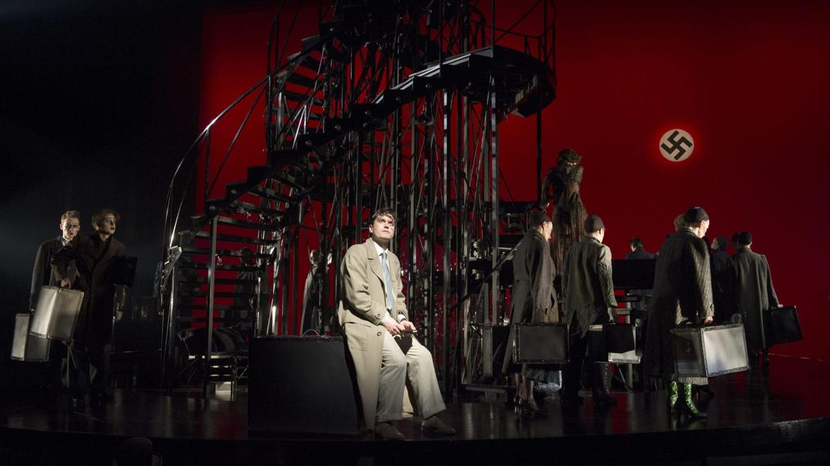 Shaw Festival 2022 Calendar.Shaw Festival S Cabaret Feels Darker And More Dangerous Than Ever Entertainment Buffalonews Com