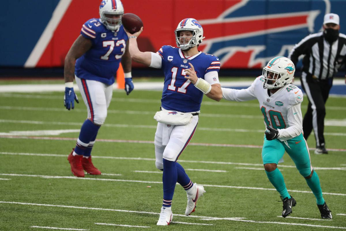 Bills Dolphins second