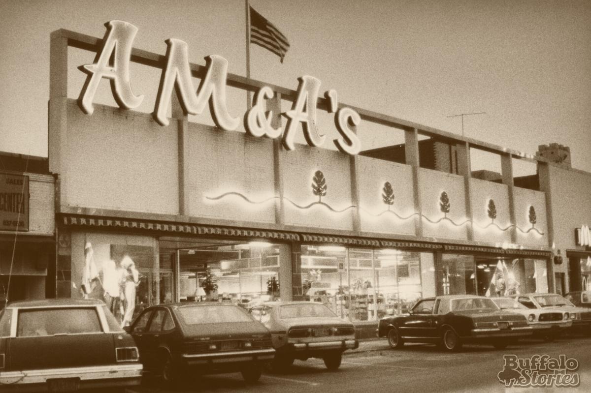 AM&A's University Plaza 1985