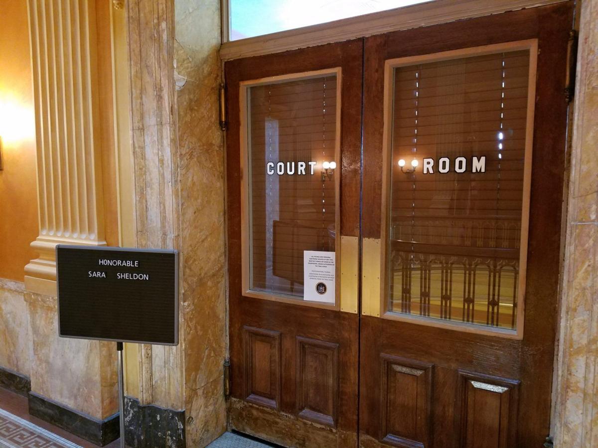 Sara Sheldon Courtroom