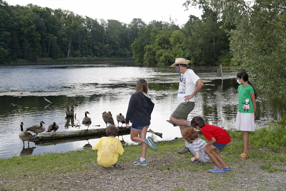 Sinking Ponds Wildlife Sanctuary