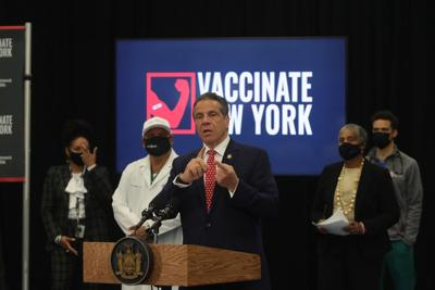 Cuomo urges people to get vaccinated (copy)