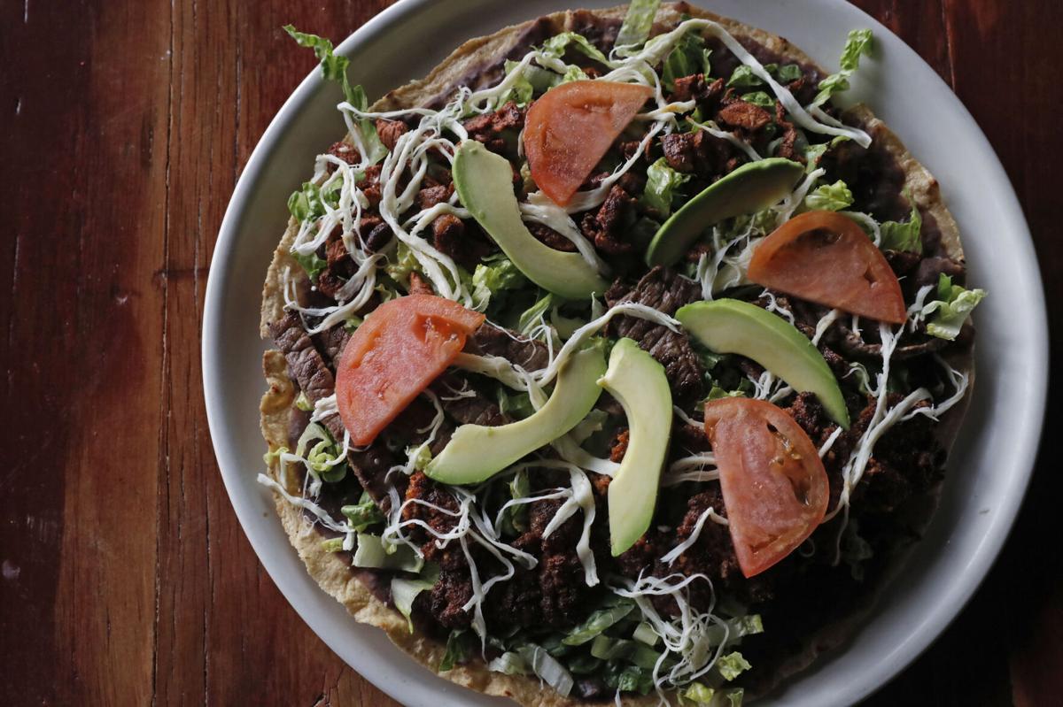Maizal Mexican Kitchen & Mezcaleria (copy) tlayuda