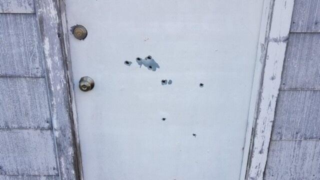 Cheyenne Farewell murder scene